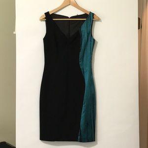 Elie Tahari Career Dress size 2 Black